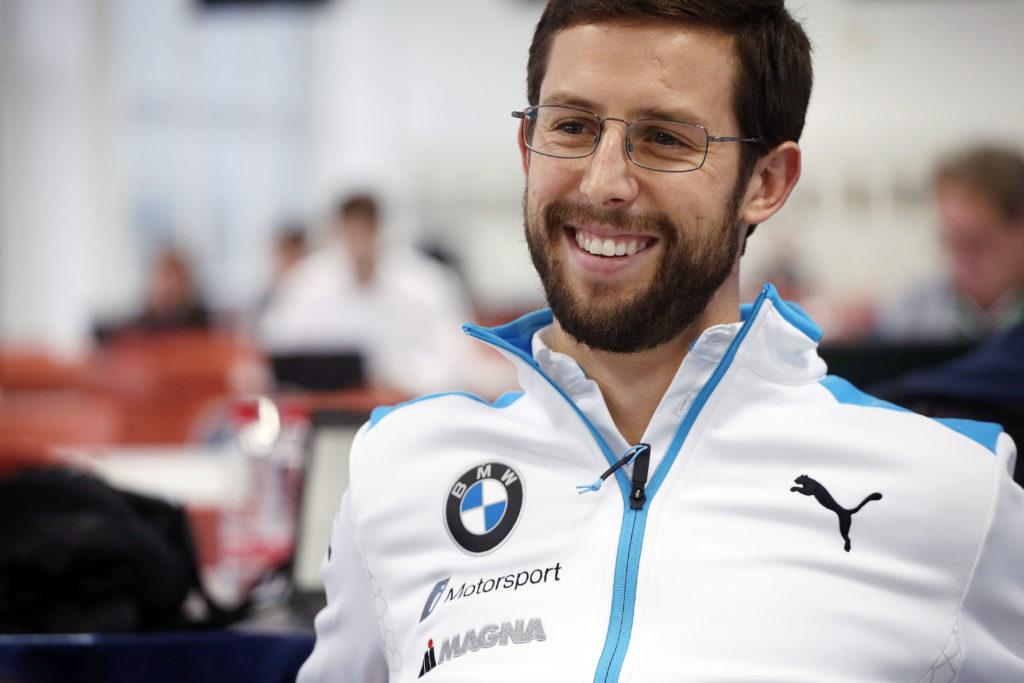 Valencia (ESP), 18th October 2018, BMW i Motorsport, ABB FIA Formula E Championship, BMW i Andretti Motorsport, BMW iFE.18, Alexander Sims (GBR).